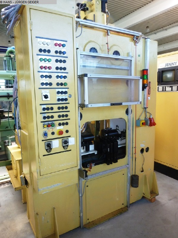 used Presses Straightening Press - Double Column JENNY RZ- 205-3-600