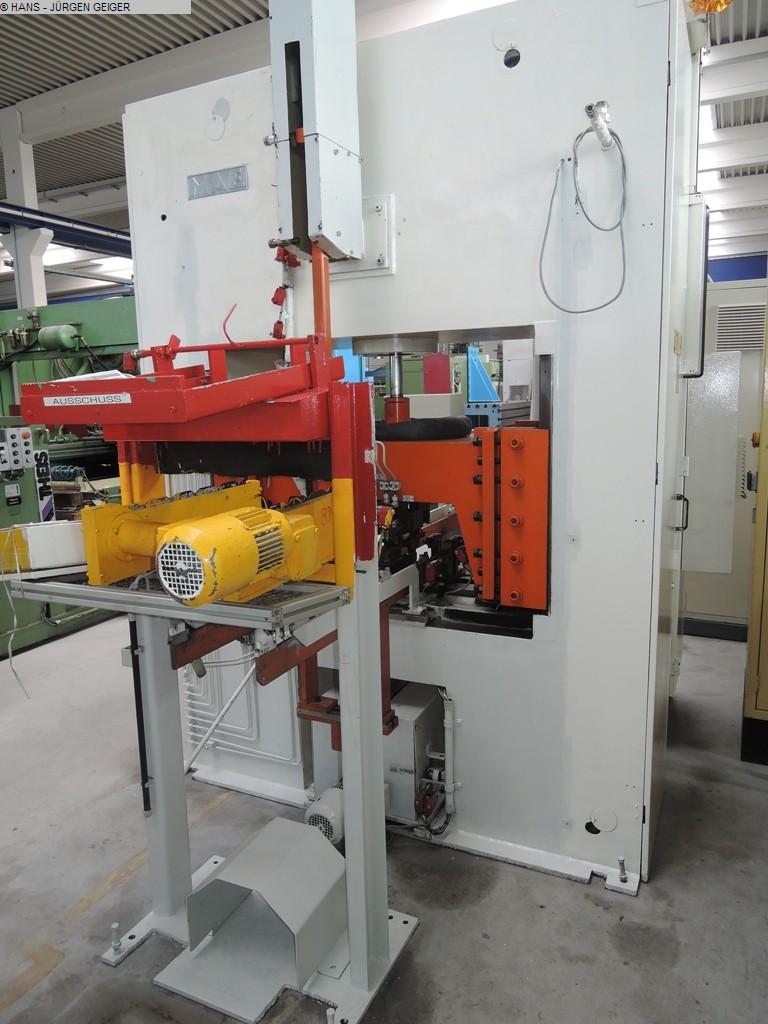 used Presses Straightening Press - Double Column MAE ADSF 10 RH