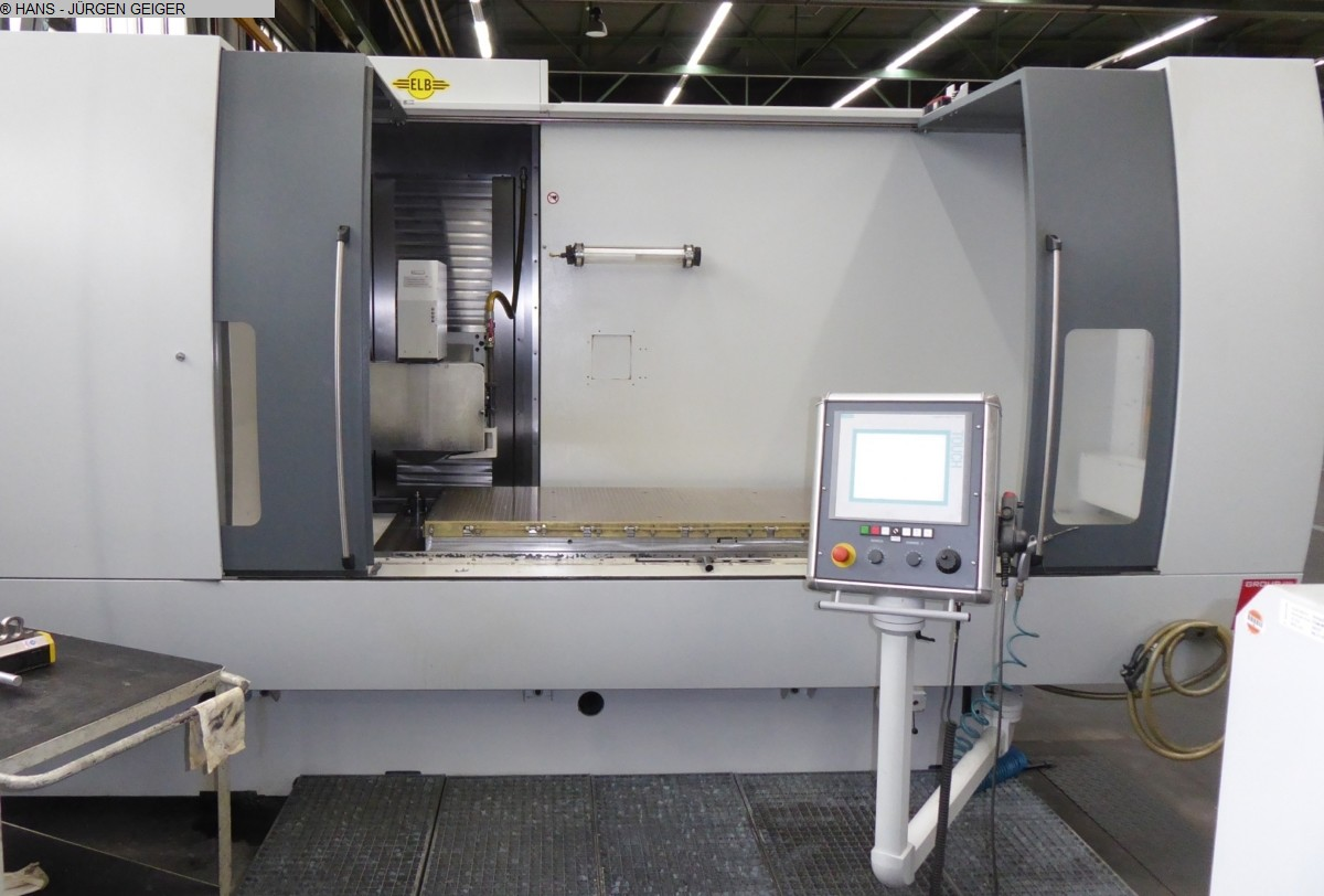 used Grinding machines Surface Grinding Machine - Horizontal ELB SMARTLINE BL 20 KGT