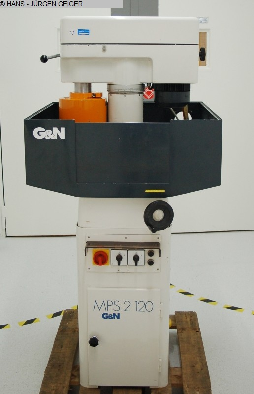 used Grinding machines Surface Grinding Machine - Vertical GMN MPS 2