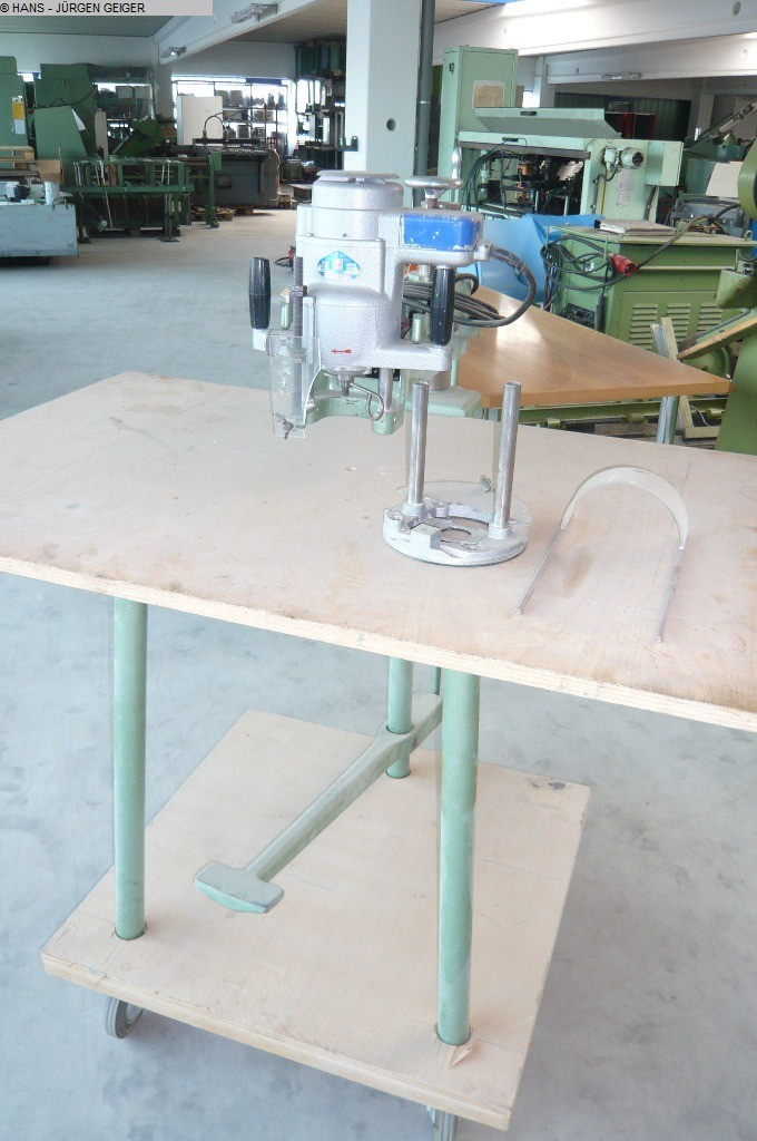 used Routing cutter SCHEER HM 40 D