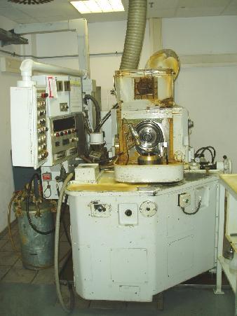 gebrauchte Verzahnungsmaschinen Kegelrad-Prüfmaschine GLEASON 513