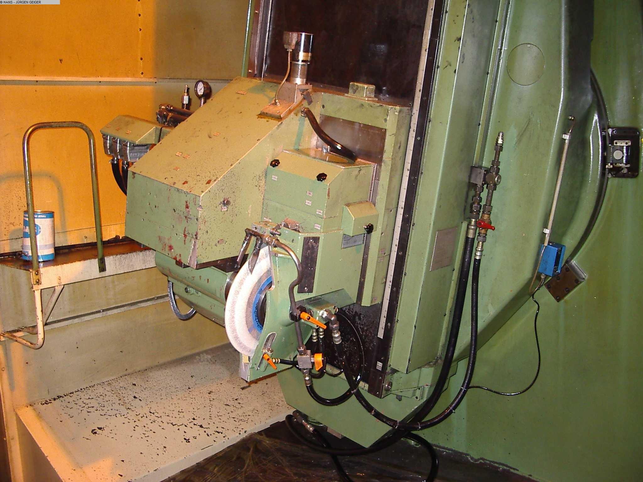 gebrauchte Verzahnungsmaschinen Zahnflankenschleifmaschine HOEFLER H 2500 / 1200