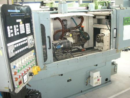 gebrauchte Verzahnungsmaschinen Zahnflankenschleifmaschine KAPP VAS 482 CNC