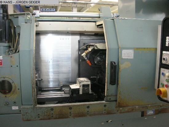 gebrauchte Verzahnungsmaschinen Zahnflankenschleifmaschine KAPP VAG  481 CNC
