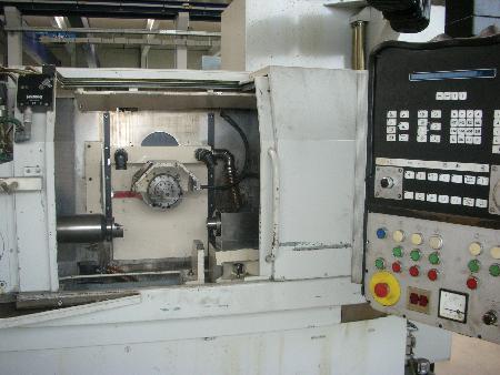 gebrauchte Verzahnungsmaschinen Zahnflankenschleifmaschine KAPP VAG  385 CNC