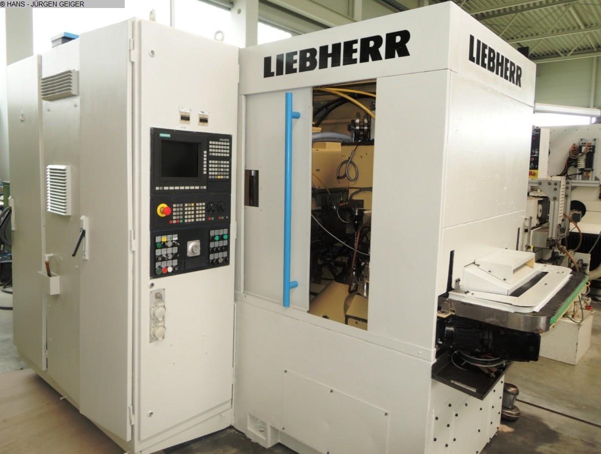 gebrauchte Verzahnungsmaschinen Zahnrad-Abwälzfräsmaschine - vertikal LIEBHERR LC 82