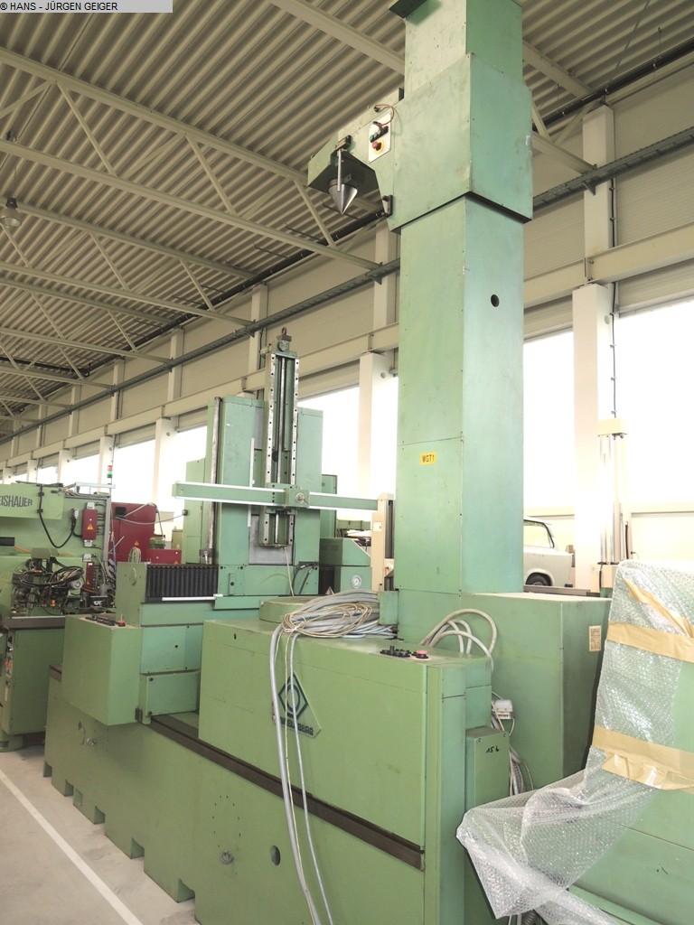 gebrauchte Verzahnungsmaschinen Zahnradprüfmaschine KLINGELNBERG PFSU 2500
