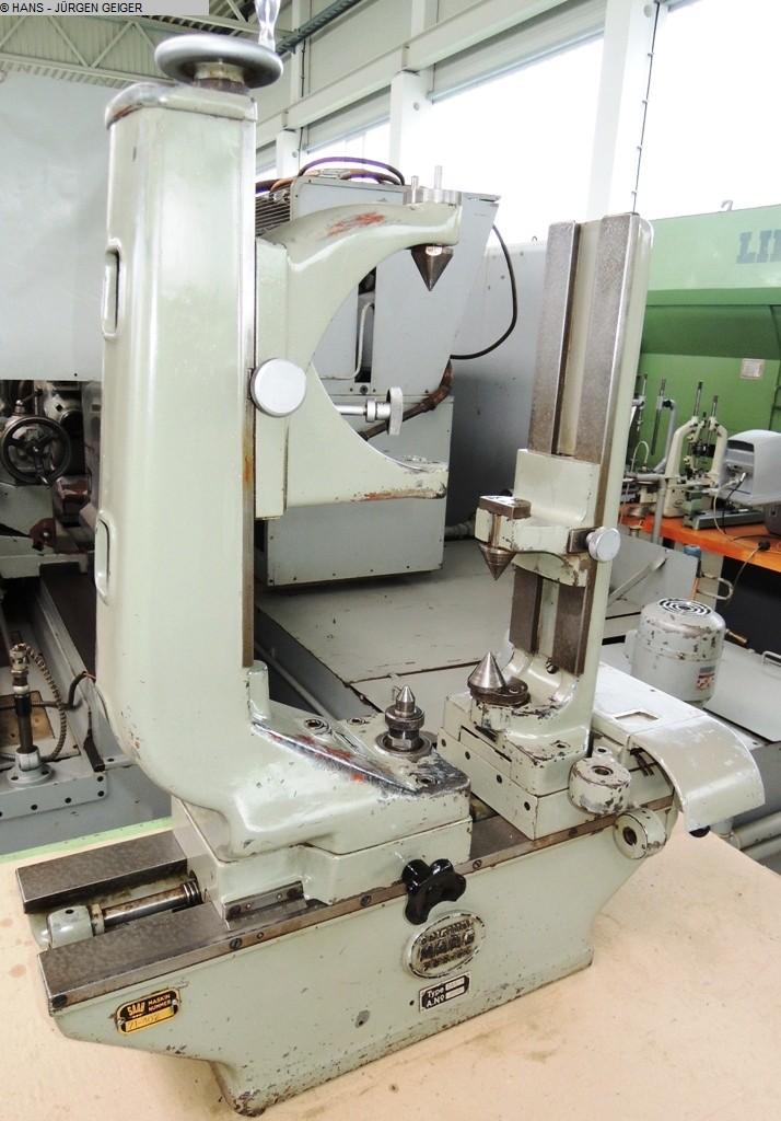 gebrauchte Verzahnungsmaschinen Zahnradprüfmaschine MAAG DAS 4