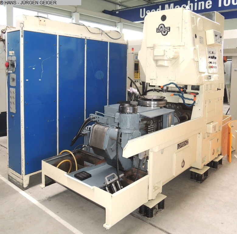 gebrauchte Verzahnungsmaschinen Zahnradstossmaschine LORENZ LS 400