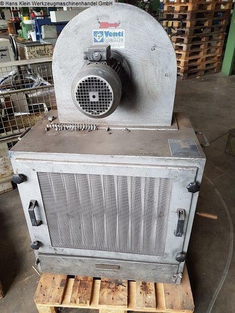 gebrauchte Maschine Absaugung VENTI OELDE 162