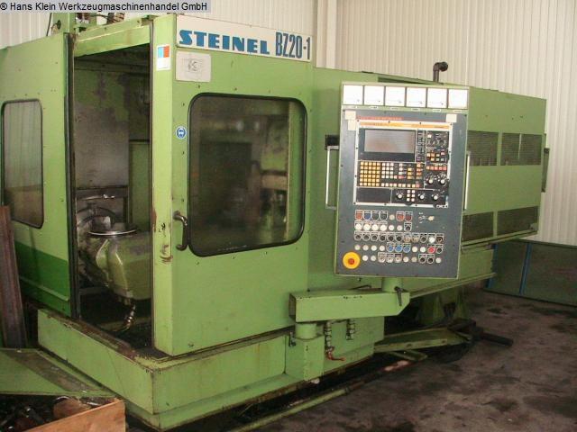 gebrauchte Fräsmaschinen Bearbeitungszentrum - Horizontal STEINEL BZ 20-1