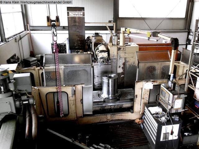 gebrauchte Fräsmaschinen Bettfräsmaschine - Universal UNION-Bielefeld BF 650 U-II