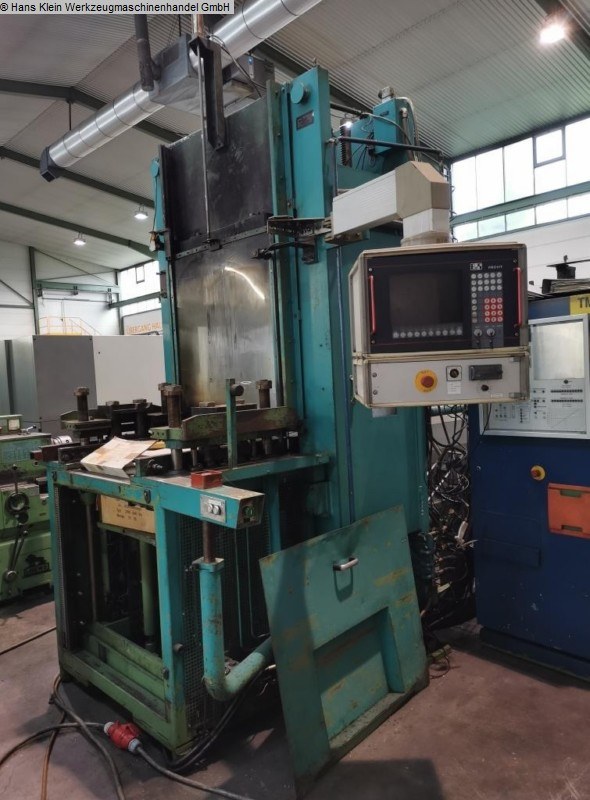 used Compression molding Compression molding up to 5000 KN LWB STEINL TM-4500