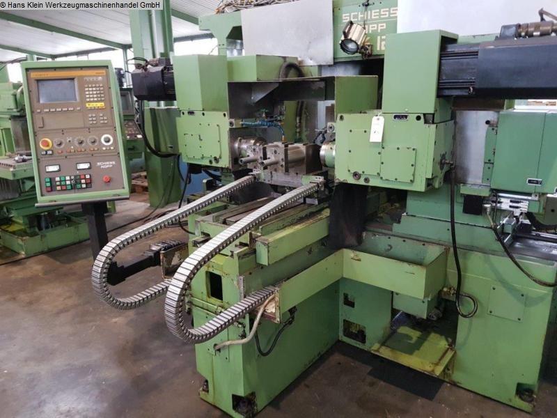 gebrauchte Gewindebearbeitungsmaschinen Gewindefräsmaschine SCHIESS-KOPP FK 12.32 CNC