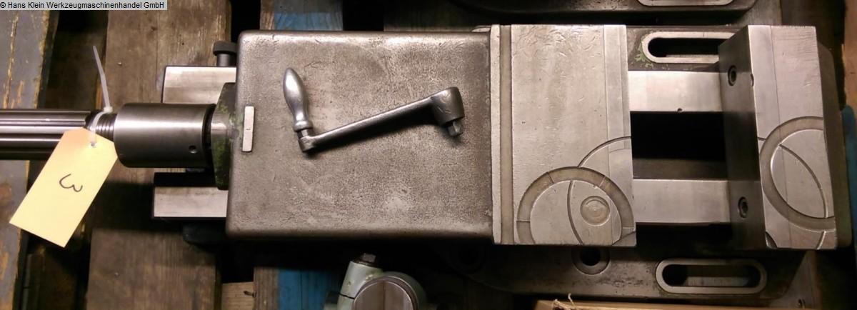 gebrauchte  Schraubstock