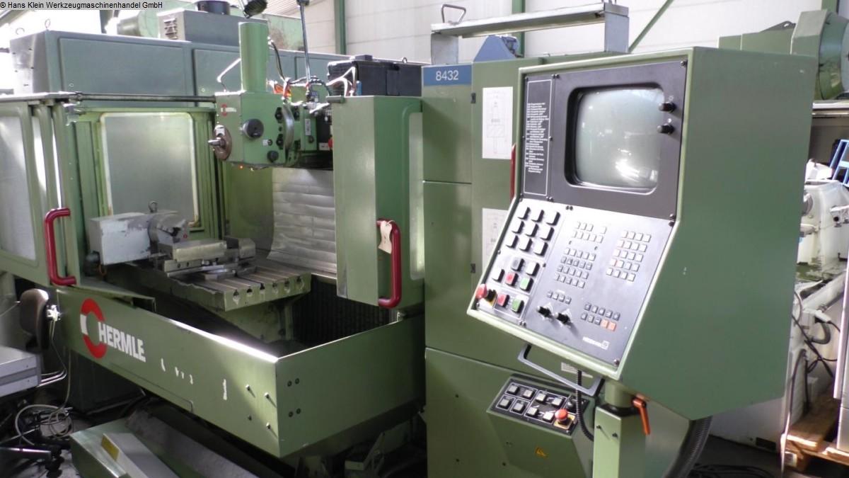 gebrauchte  Werkzeugfräsmaschine - Universal HERMLE UWF 851