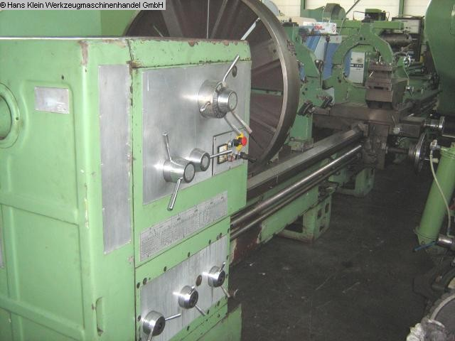 used Center Lathe SARO SPA 10