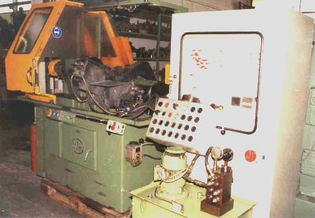 used  Chucking Automatic Lathe-Single Spindle BOLEY BDA-H