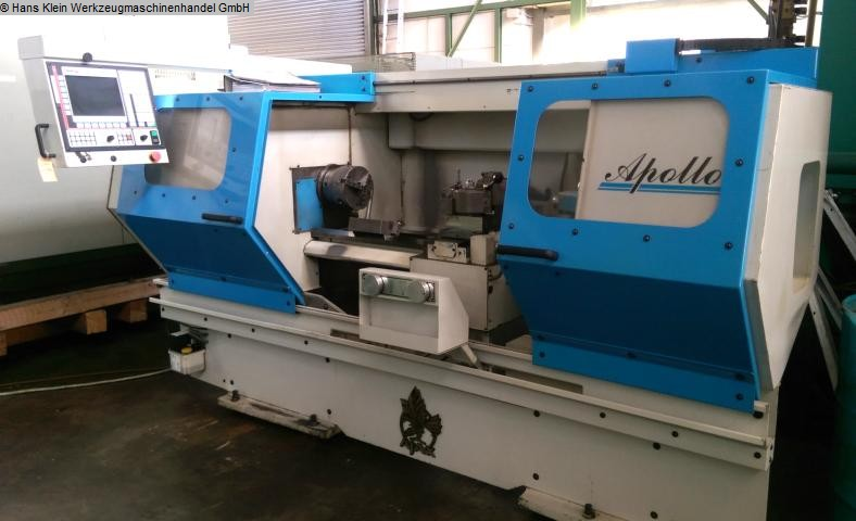 used Lathe -  cycle-controlled AJAX APOLLO 200