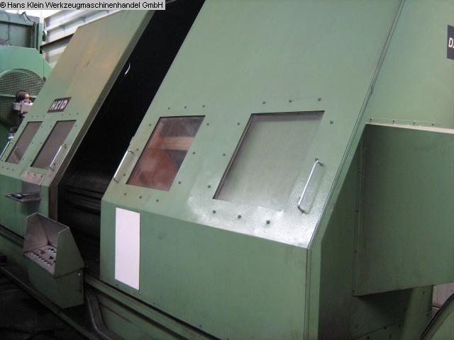 gebrauchte Metallbearbeitungsmaschinen CNC Drehmaschine - Schrägbettmaschine HEID SDSM-NCC