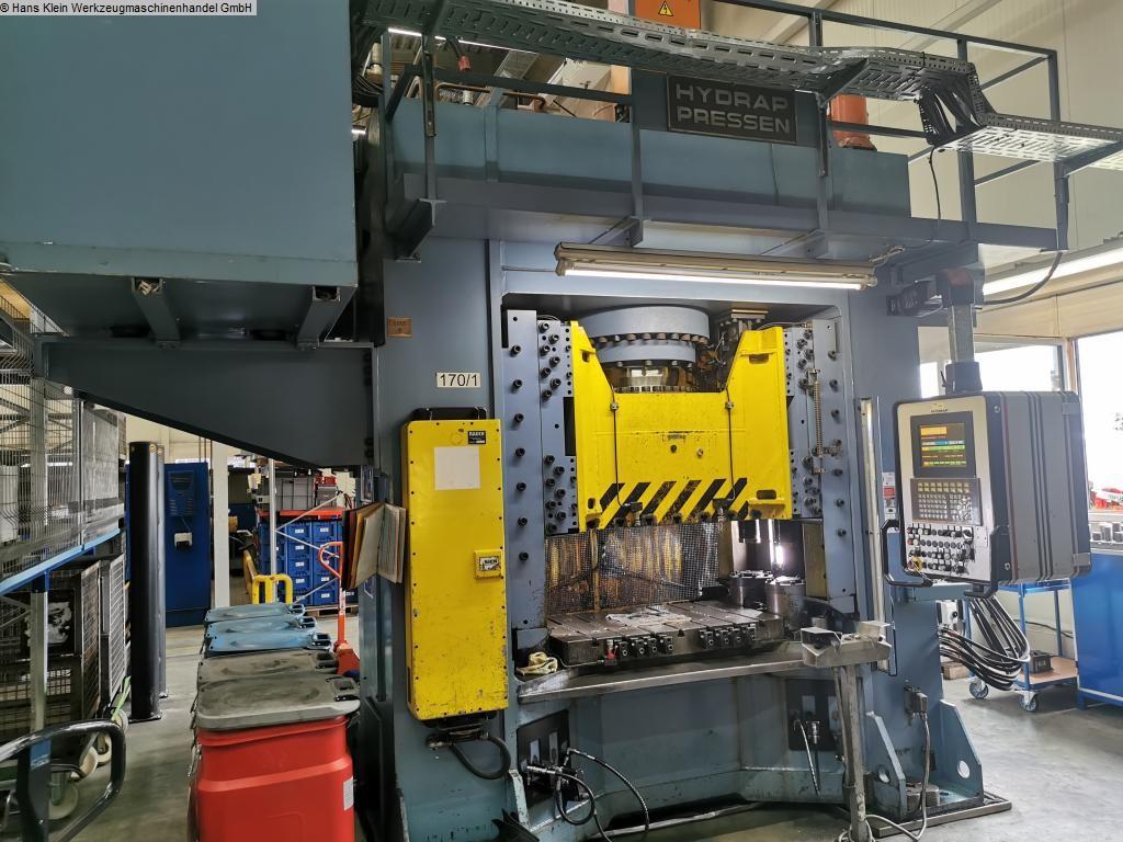 gebrauchte Pressen und Bördelmaschinen Doppelständerpresse - Hydraulisch HYDRAP HPDb 400