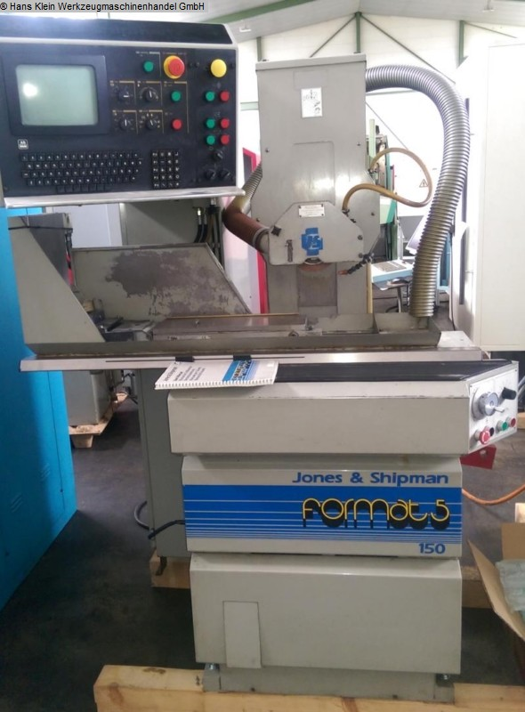 used Grinding machines Surface Grinding Machine - Horizontal JONES-SHIPMAN FORMAT 5/150