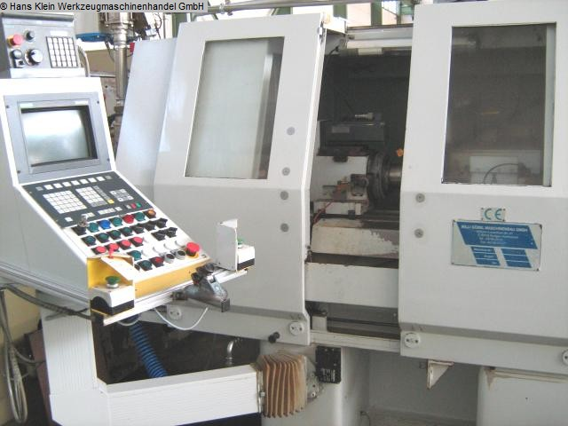 used Cylindrical Grinding Machine GOEBEL/MSO FH-200/400 CNC