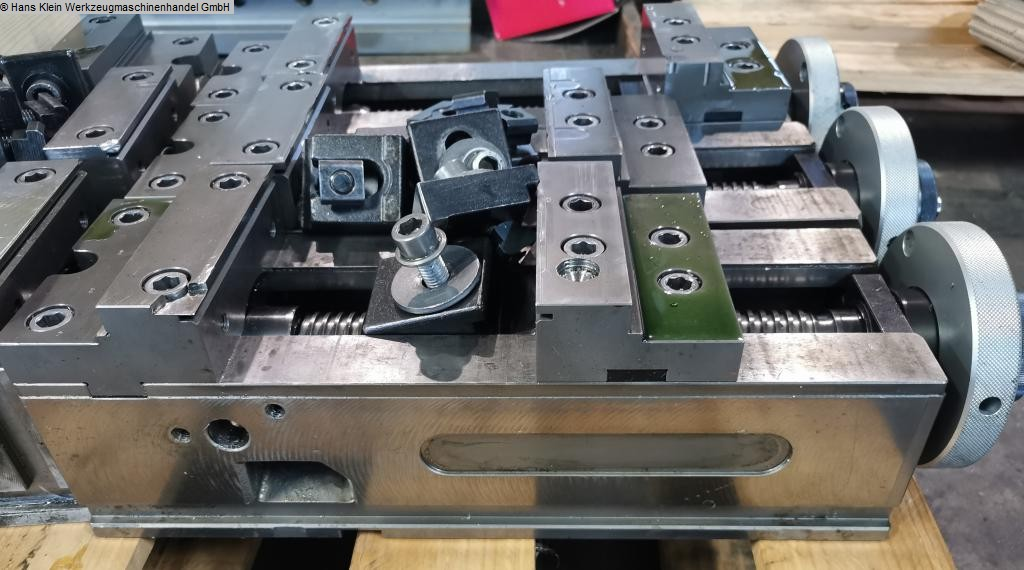 used Other accessories for machine tools Vise WNT NCG