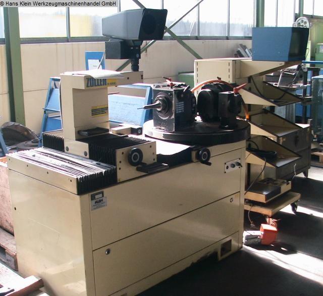 gebrauchte Messmaschinen Werkzeug Voreinstellgerät ZOLLER H 4000