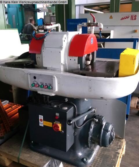 gebrauchte Werkzeugschleifmaschinen Stähleschleifmaschine MUNTHE-MONOPOL DHS 3