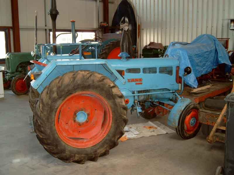 traktor lanz mannheim d 2416 verschiedene einrichtungen. Black Bedroom Furniture Sets. Home Design Ideas