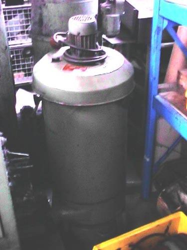 Aspirateur de poussière usagé WMW-VEB PULSNITZ STO 5 / 125-1