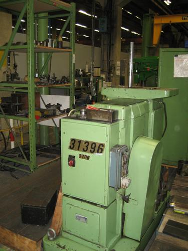 gebrauchte Maschine Nutenziehmaschine WGW NZH 90 / 430
