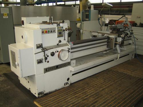 used Center Lathe WEISSER Goliath 25 GSA