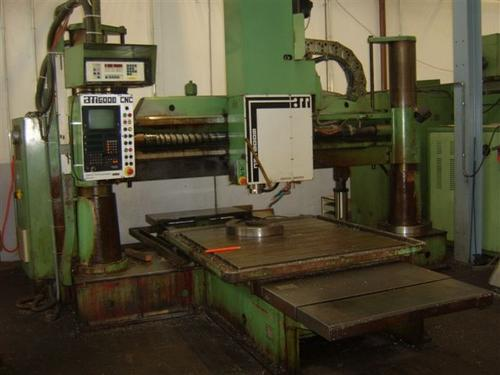 used Jig Boring Machine - Double Column ARBOGA 6008 CNC