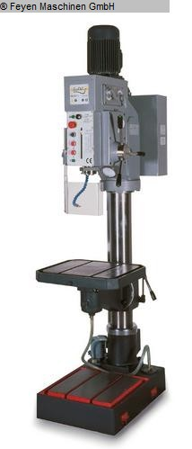 gebrauchte Maschine Säulenbohrmaschine HUVEMA HU40TI