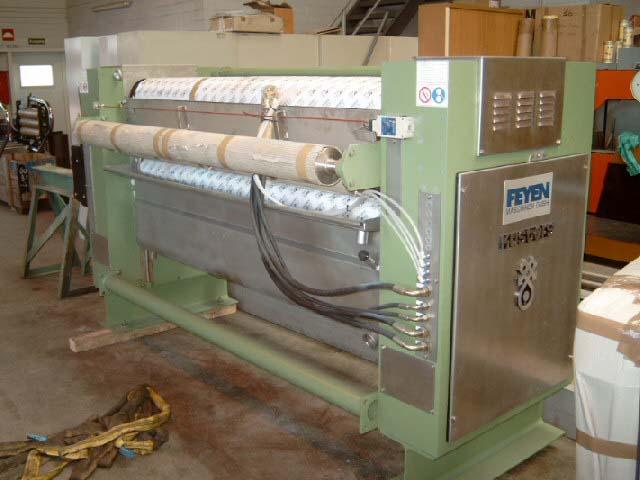 máquina usada Dye Padder KUESTERS, KREFELD 222.11 / 2400