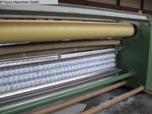 gebrauchte Maschine Färbefoulard KUESTERS, KREFELD 222.17 / 3200