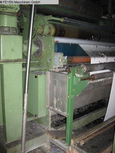 gebrauchte Maschine Appreturfoulard KUESTERS, KREFELD 222.56 / 2400