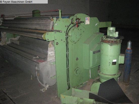 gebrauchte Maschine Appreturfoulard KUESTERS, KREFELD 222.53 / 2600