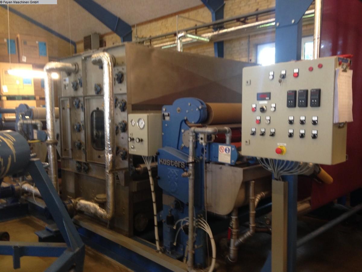 gebrauchte Maschine Waschanlage KUESTERS, KREFELD Washing-Range