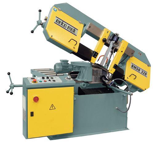 gebrauchte Maschine Bandsägeautomat - Horizontal HUVEMA HU 320 BMSO