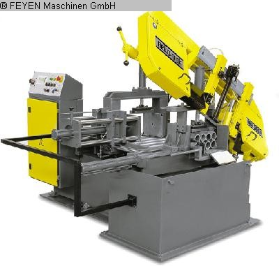 gebrauchte Maschine Bandsägeautomat - Horizontal HUVEMA HU 320 BMSO GLH