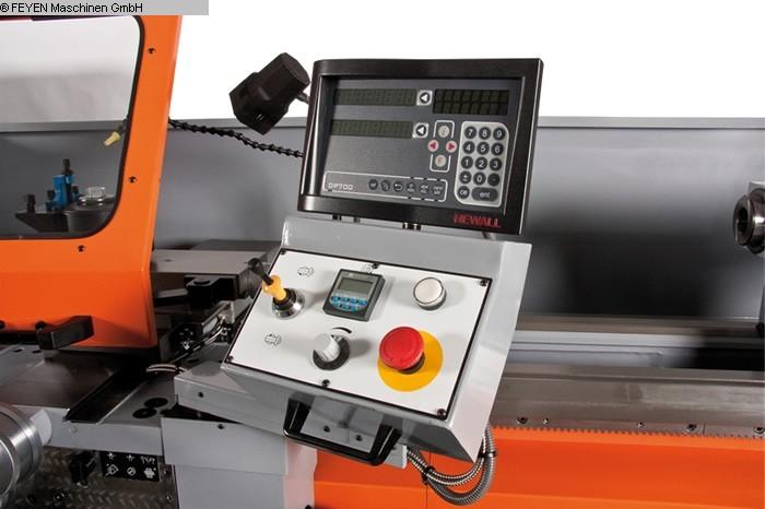 gebrauchte Maschine Leit- und Zugspindeldrehmaschine HUVEMA CU 580M VAC x 1000