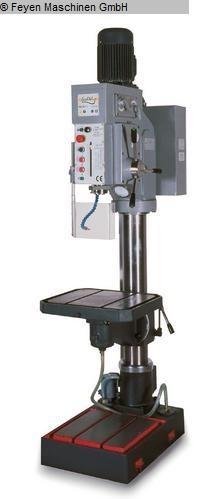gebrauchte Maschine Säulenbohrmaschine HUVEMA HU50ZTI