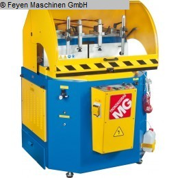 gebrauchte Maschine Alu-Kreissäge HUVEMA TL600A