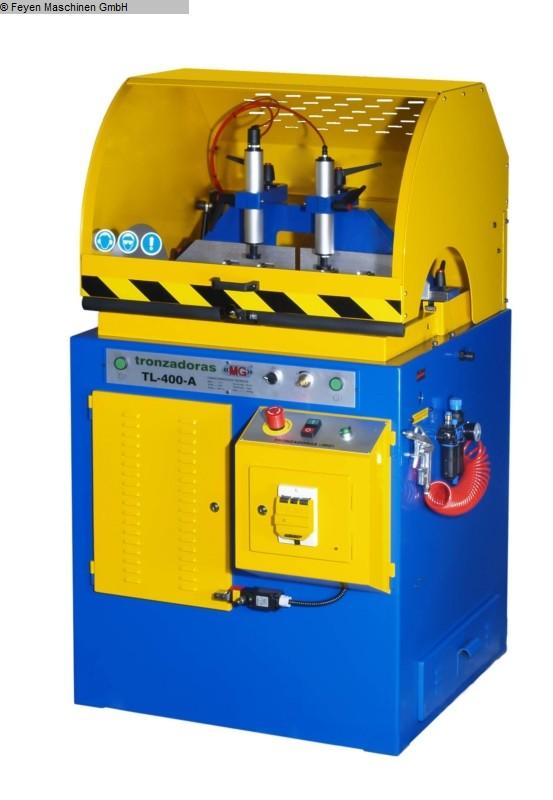 gebrauchte Maschine Kaltkreissäge HUVEMA TL 400 A