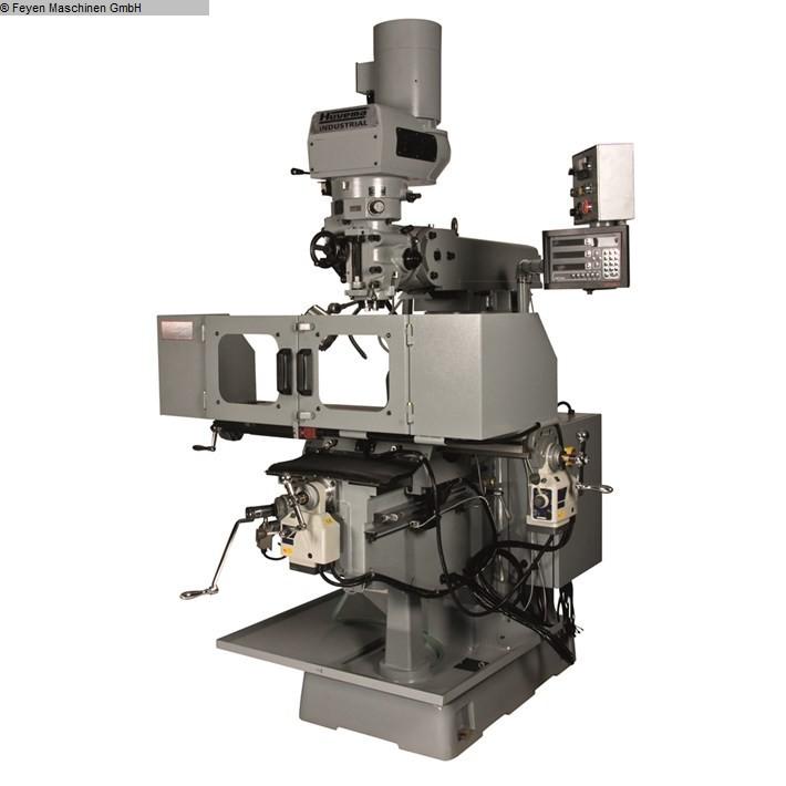 Ginocchio-e-Column Milling Machine - univ