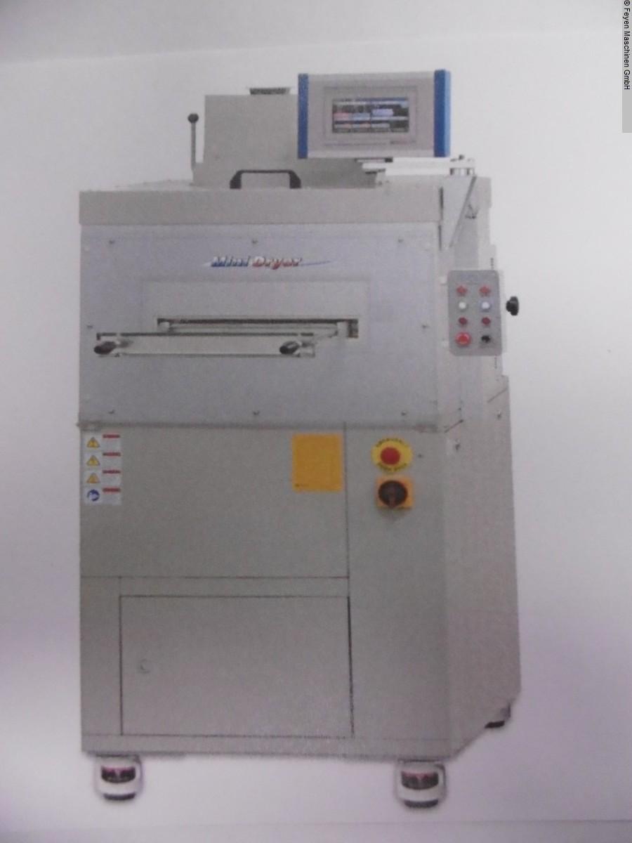 gebrauchte Ausrüstungsmaschinen Labortrockner FEYEN-KREFELD DL-2015